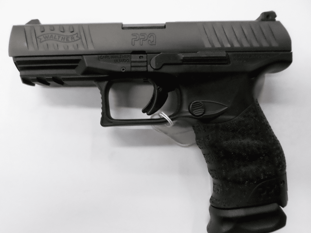 Walther PPQ .40 Like New Used In Stock