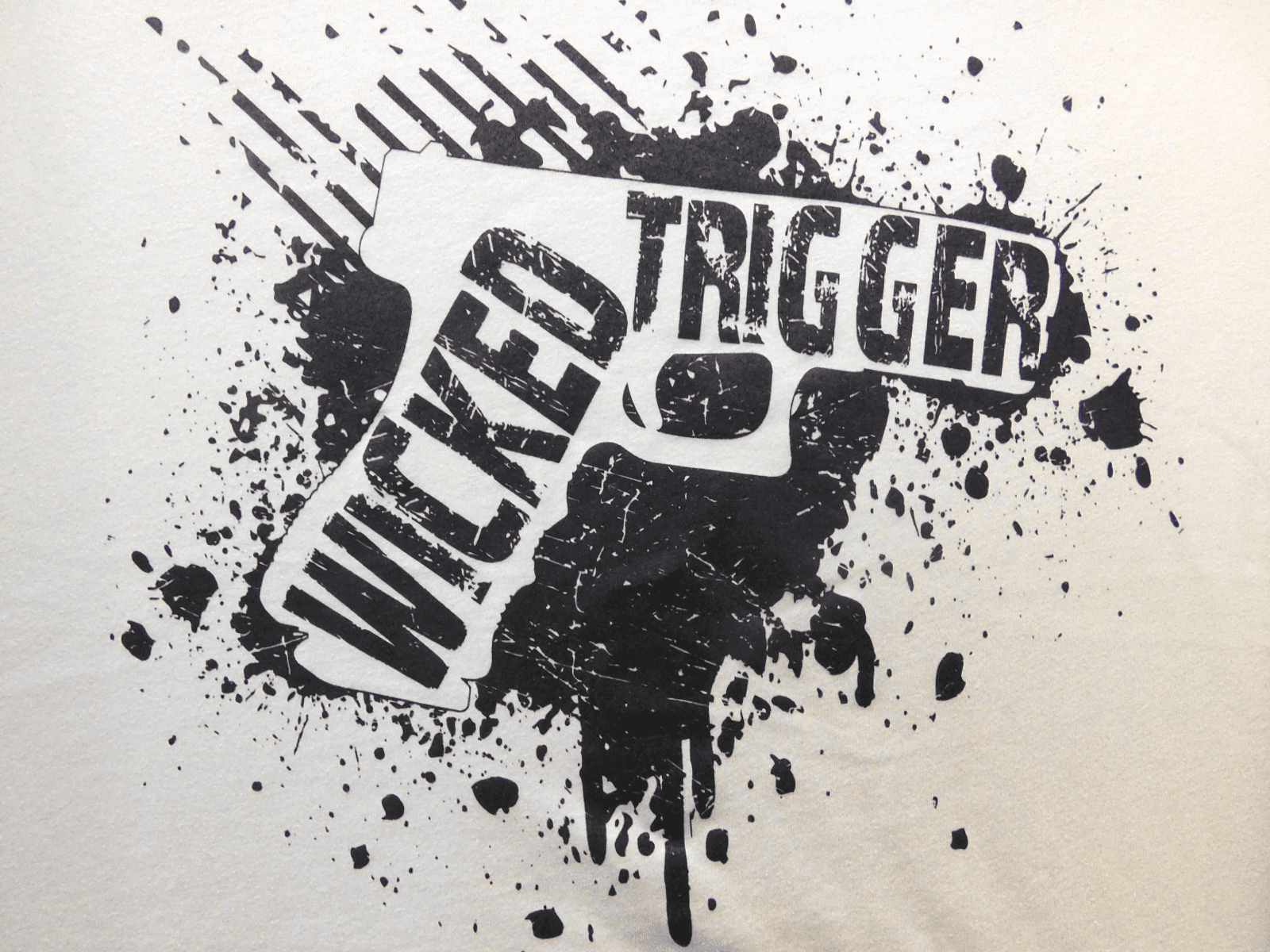 Wicked Trigger Firearms Sand (S/M/L/XL/2X/3X)