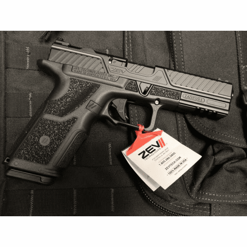 Zev OZ-9mm, Unfired with org box, 2 magazines