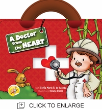 A DOCTOR FROM THE HEART COLORING BOOK