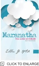 MARANATHA THE LORD IS COMING