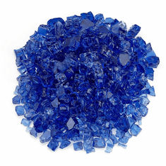 1/2in Cobalt Fireglass