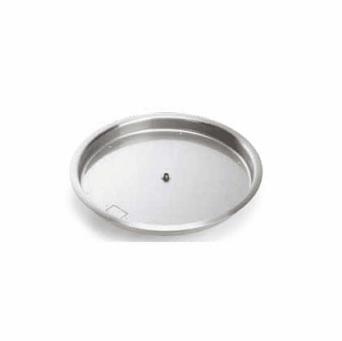 13in. Stainless Steel Burner Pan