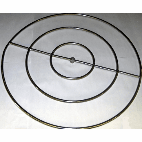 36inch High Capacity Stainless Steel Fire Ring