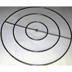 48inch High Capacity Stainless Steel Fire Ring