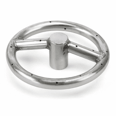 "6"" Stainless Steel Fire Ring"