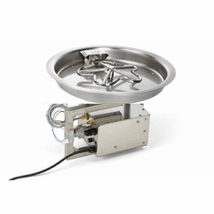 Electronic Ignition Fire Pit Kit 19in