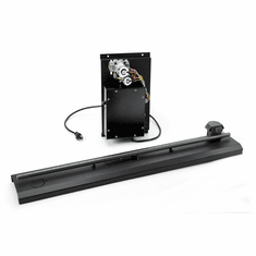 Electronic Ignition Outdoor Fireplace Linear Burner Kit 58in