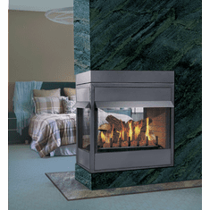 Gemini Series Five Burner See-Thru Log Sets