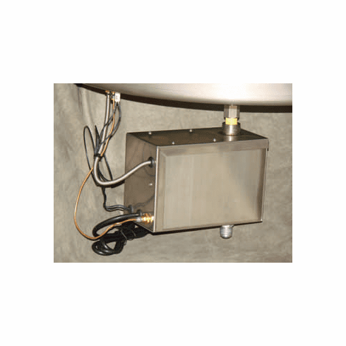 Hot Wire Electronic Ignition System in Valve Box