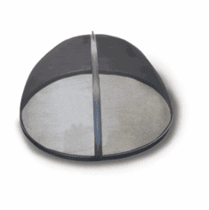 Safety Screen Lift Off Dome- Stainless Steel