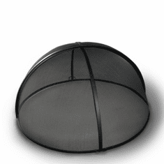 Safety Screen Pivot open Dome-Stainless Steel