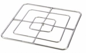 Stainless Steel Square Burners