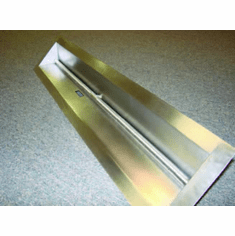 Stainless Steel Linear Trough Burners
