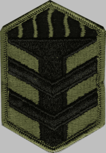 5th Infantry Brigade Subdued Military Patch