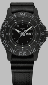 Traser P66 Shade Watch with Rubber Strap