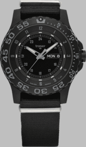Traser P66 Shade Watch with Nato Strap