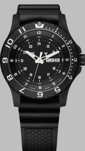 Traser P66 Type 6 MIL-G Watch with Rubber Strap