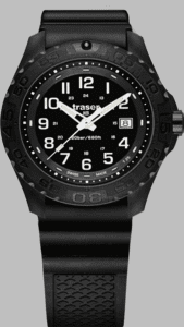 Traser P67 Outdoor Pioneer Watch with Rubber Strap