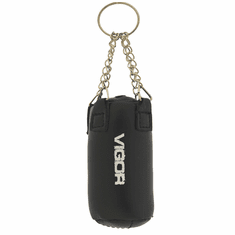 Black Training Bag Keychain