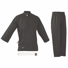 Traditional Martial Arts Uniform, Black