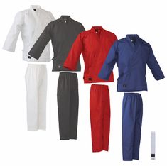 Karate Uniform and Gi Set