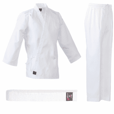 Traditional  Martial Arts Uniform, White