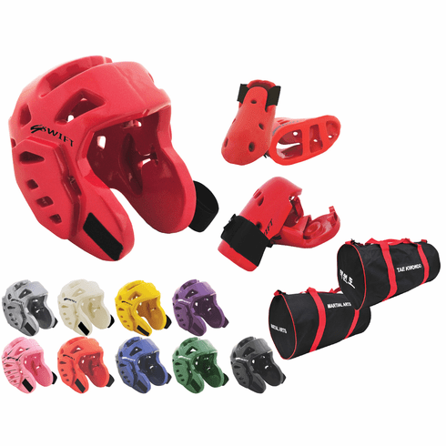 Starter Foam Sparring Gear Set