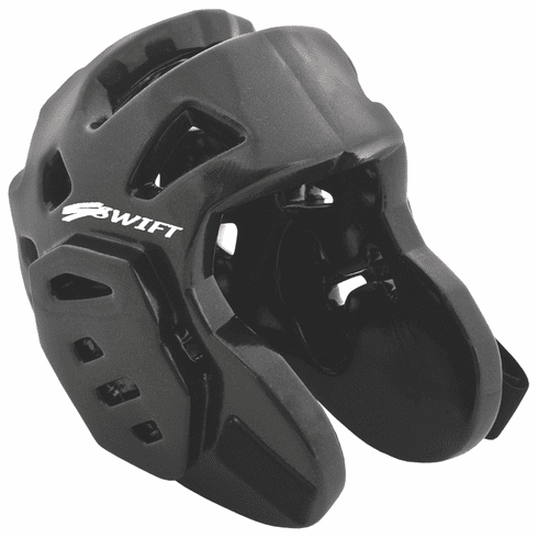 Swift Foam Head Guard,Black
