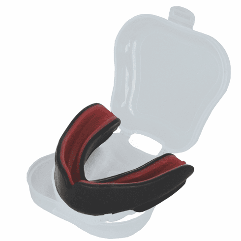 Swift Mouth Guard with Case,Black