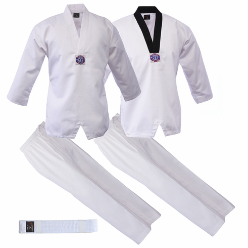 Deluxe  V-Neck Uniforms and Gi