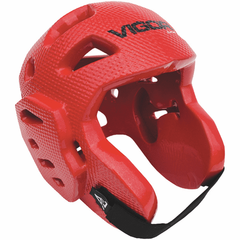 Vigor Foam Headgear,Red
