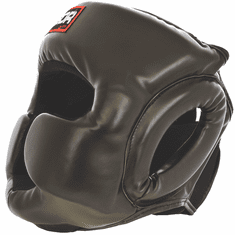 Vigor Full Head Gear,Black