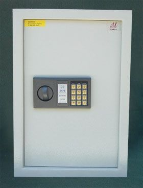 A1 Quality A1 Quality Wall Safes -  home digital electronic in wall safe