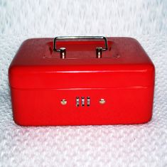 A1 Quality Combination cash box with tray and handle
