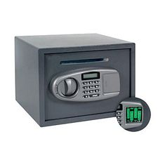 A1 Quality Depository Safe: electronic lighted LCD display depository safes