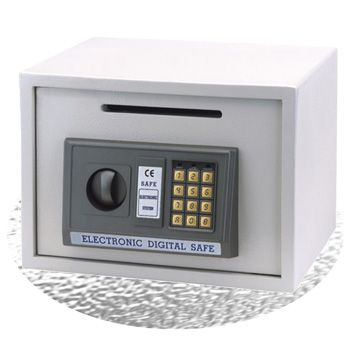 A1 Quality Depository Safes: LED display electronic lock depository safe