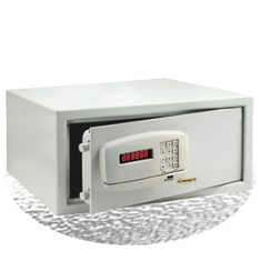 A1 Quality Hotel Safes: electronic credit card locking hotel safe