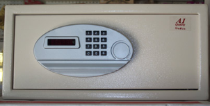 A1 Quality Hotel Safes - Electronic luxury hotel room security safes