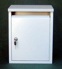 A1 Quality Mailboxes: locking wall mount home mailboxes