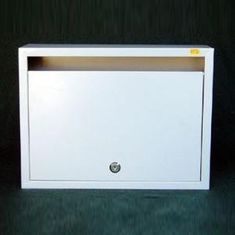 A1 Quality Mailboxes wall mounted locking interoffice mailbox