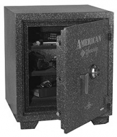 Amsec UL3918 Fire Rated Fireproof Safe
