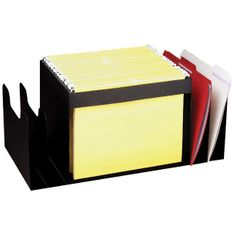 Buddy 1101 Classic Vertical File with Frame