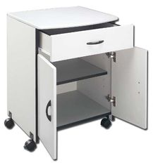 Buddy 9140 Wood Laser Printer / Copier Stand with Drawer
