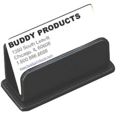 Buddy 9249 Milano Leather Business Card Holder