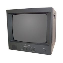 """Clover C-1401 CLO 14"""" Color CRT Monitor"""