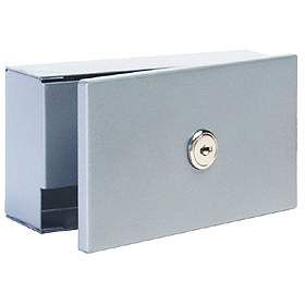 Commercial 1080 Surface Mounted Key Keeper with Durable Powder Coated Finish