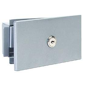Commercial 1090 Recessed Mounted Key Keeper with Durable Powder Coated Finish