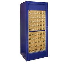 Commercial 3150 Rotary Mail Center with Brass Style