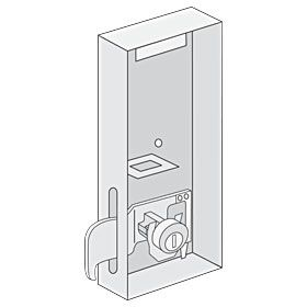 Commercial 3373 Tenant Lock for Outdoor Parcel Locker with (3) Keys